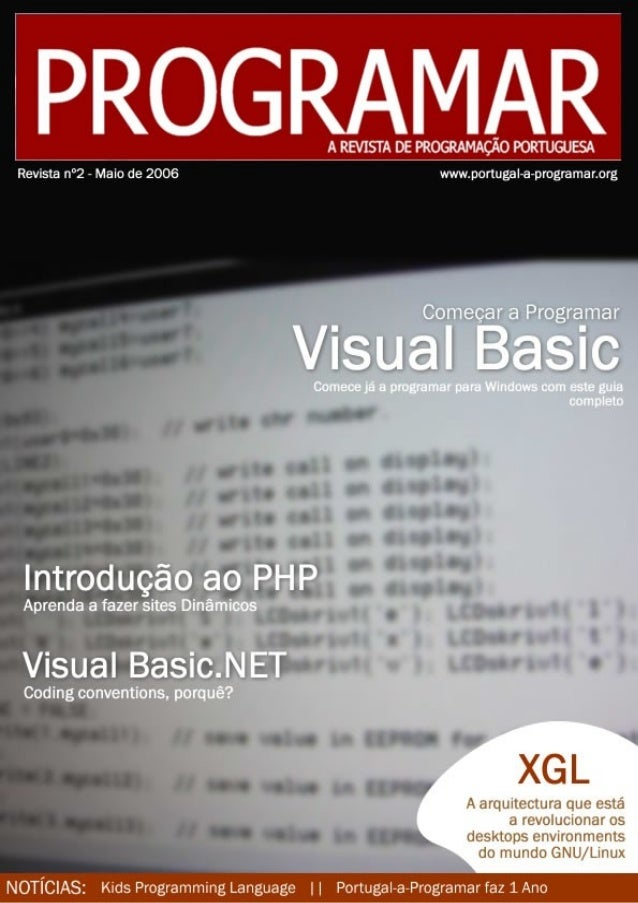 <Editorial>             <Índice><03> Notícias<04> Tema de capa<09> A programar<15> GNU/Linux<16> Internet<17> Em análise<1...