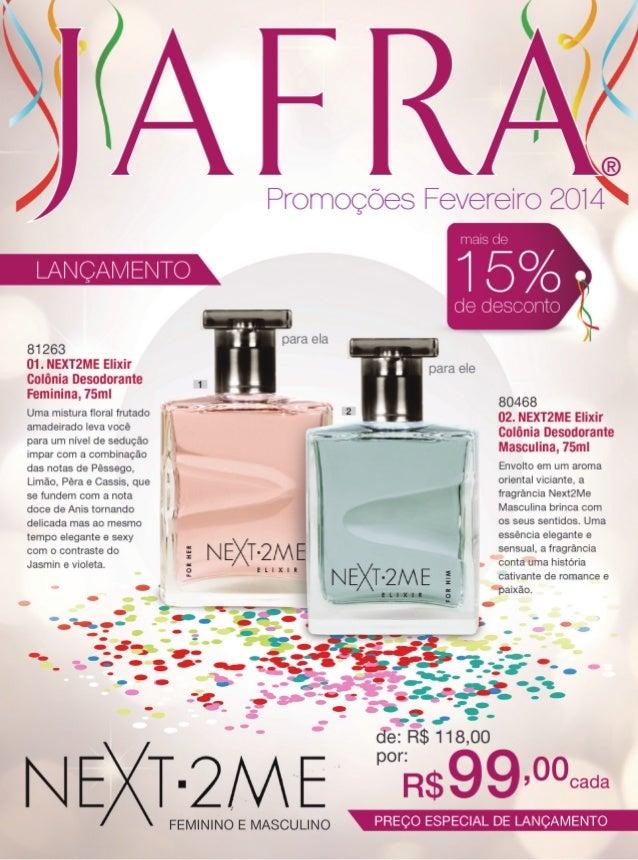 Revista JAFRA Promoções Fev/2014
