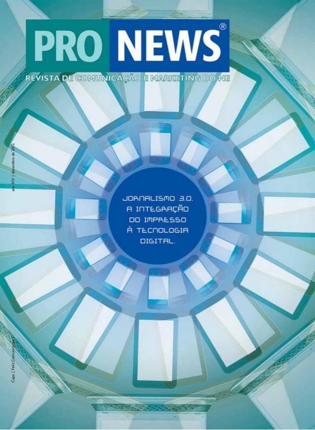 Capa   Feliz Comunicação   ano XIV   dezembro de 2012