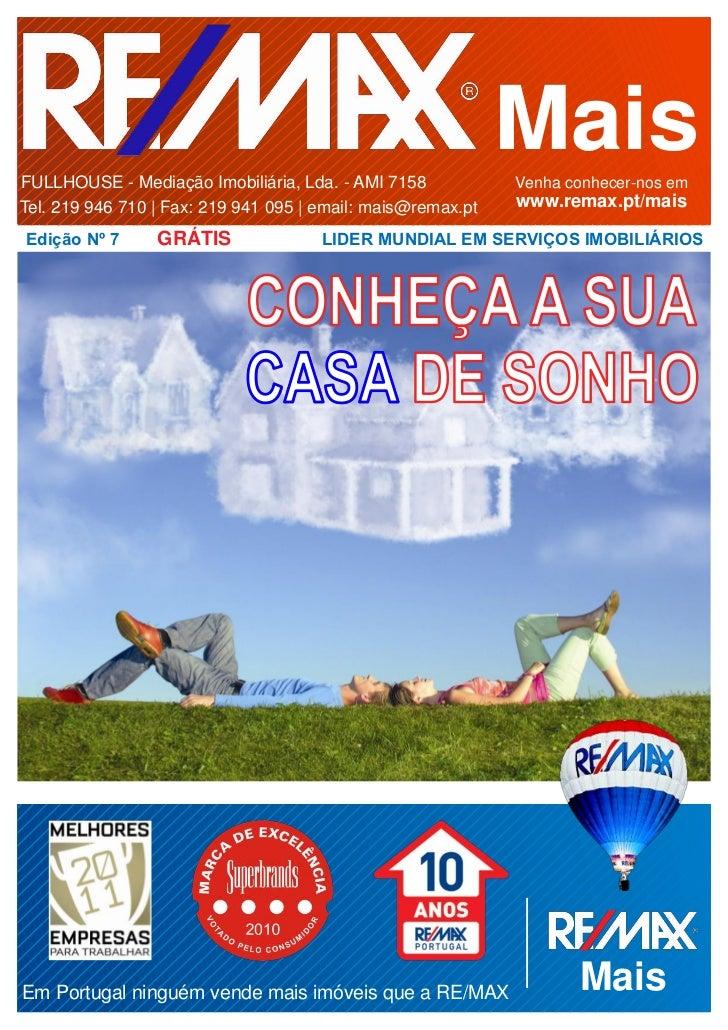 FULLHOUSE - Mediação Imobiliária, Lda. - AMI 7158                                                             Mais        ...