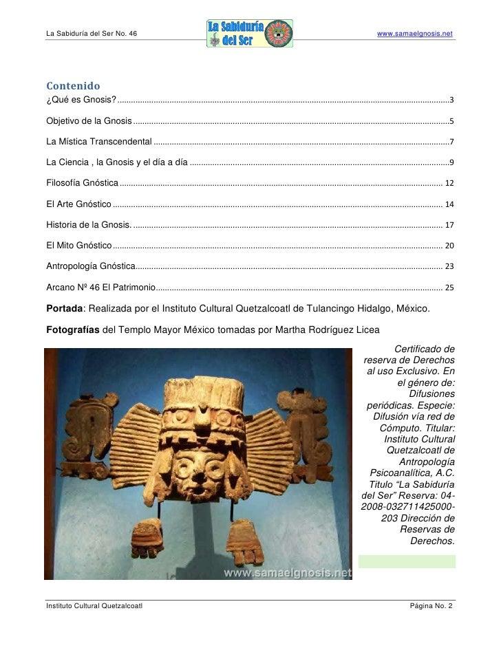 Revista sabiduria del ser 46 Slide 2