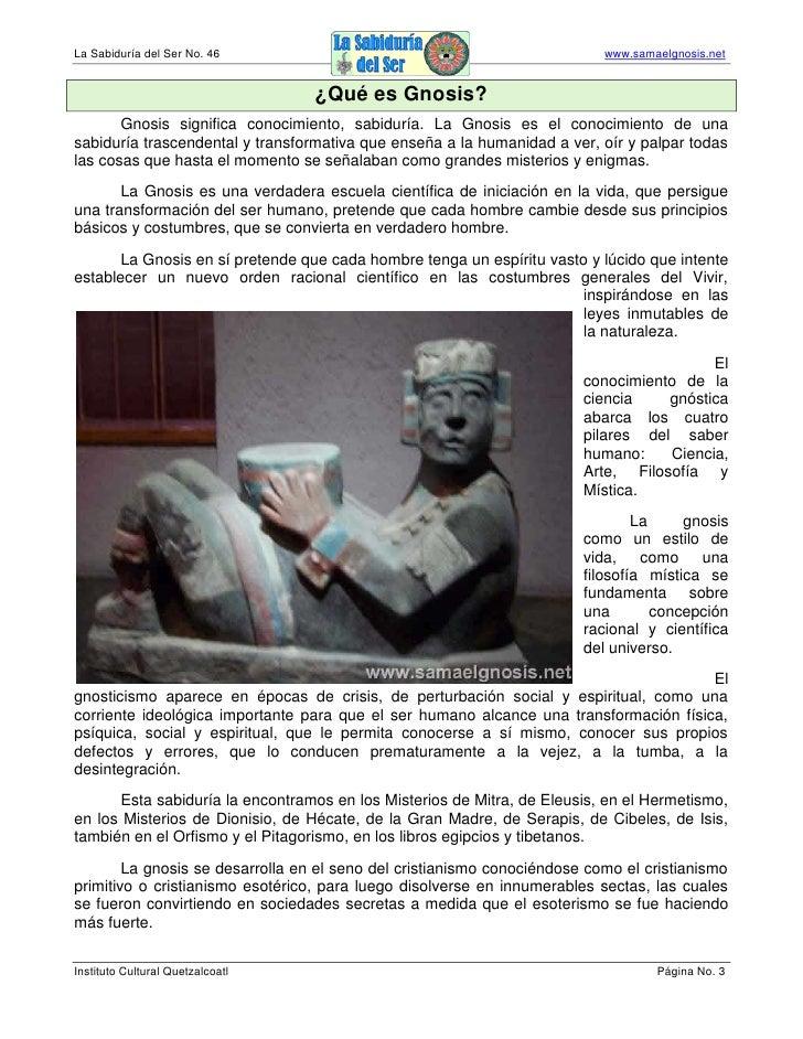 Revista sabiduria del ser 46 Slide 3
