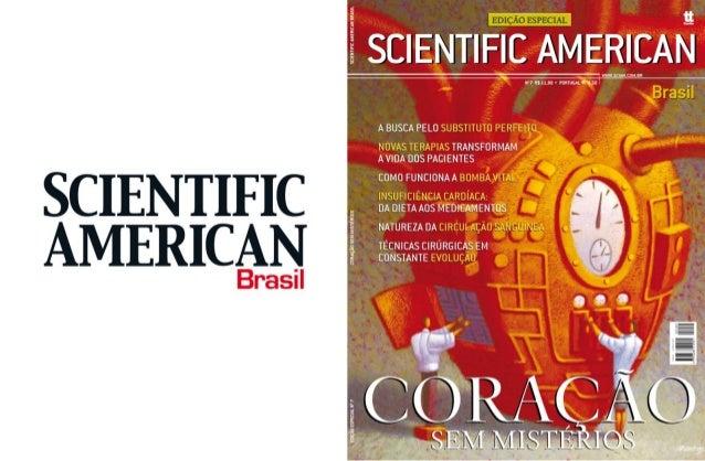Revista scientific american   coração sem mistérios - parte 1