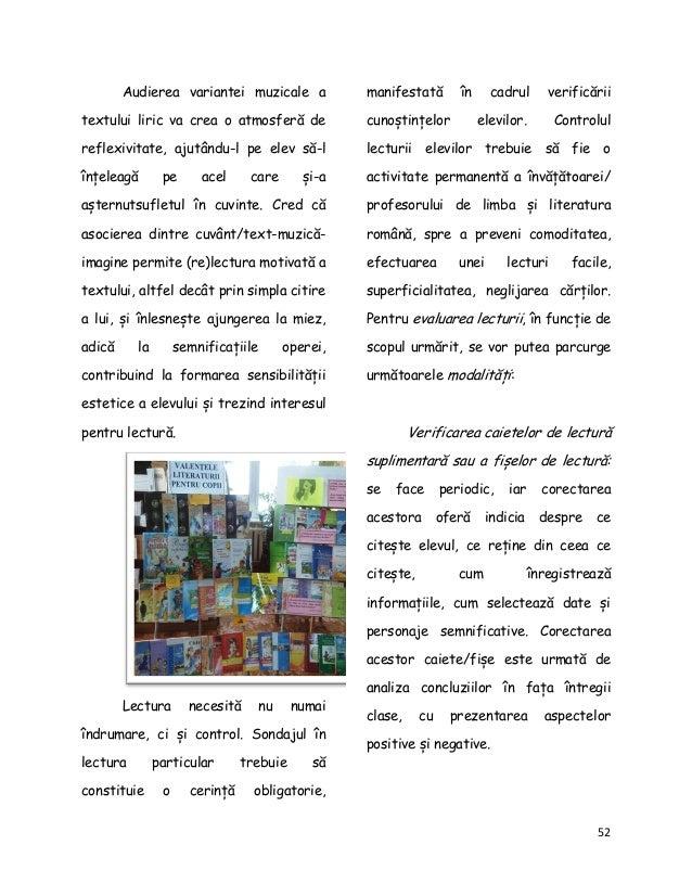 Prezentare revista scolara