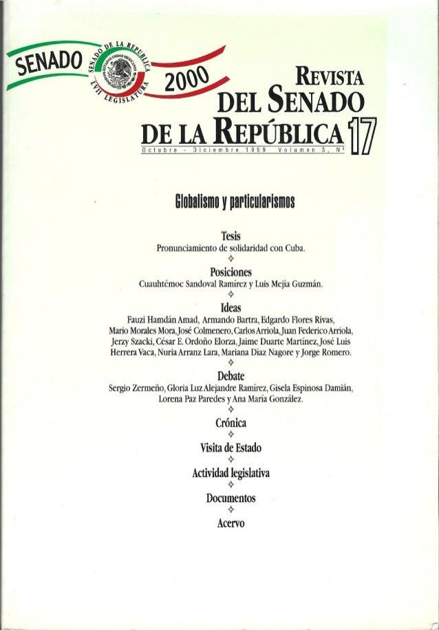 """1VISIONARIOS DE LA GLOBALIZACIONJaime Duarte Martínez*""""La Trilateral fue, en su origen,una idea de David Rockefeller, aunq..."""