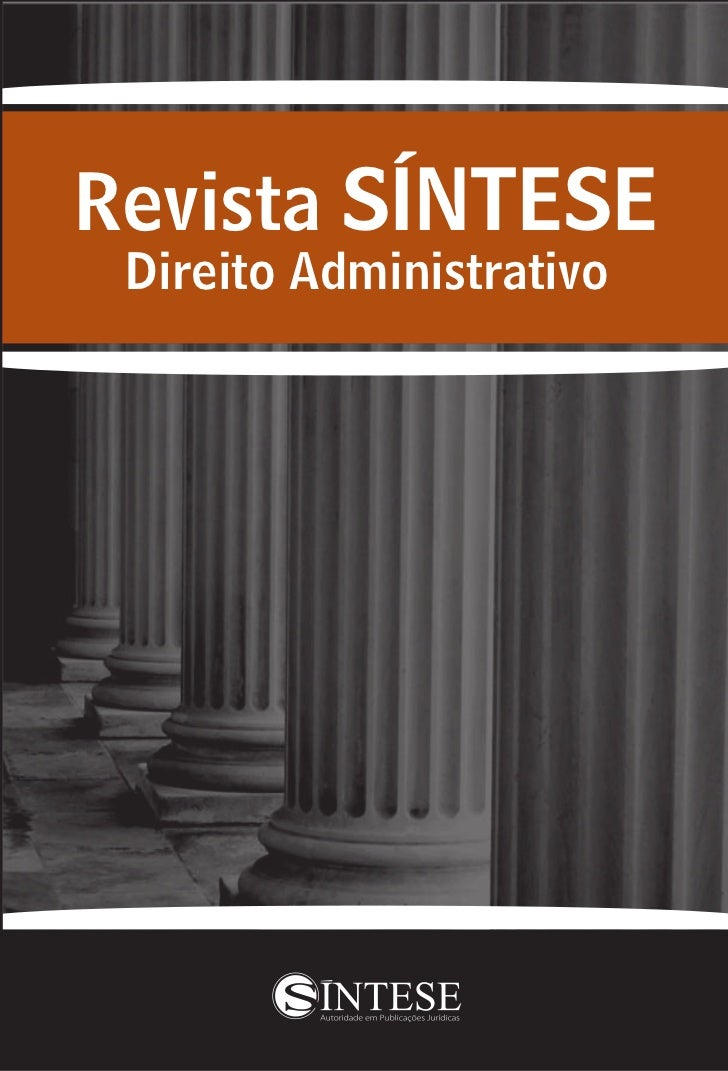 Revista SÍNTESE Direito Administrativo