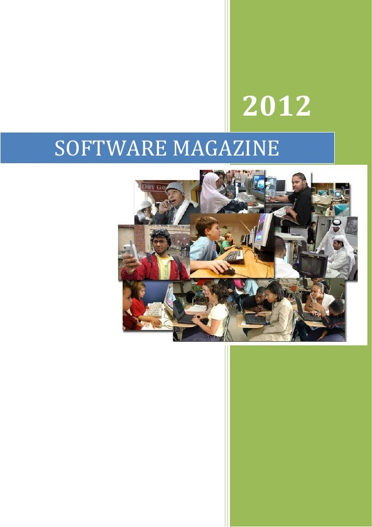 2012SOFTWARE MAGAZINE
