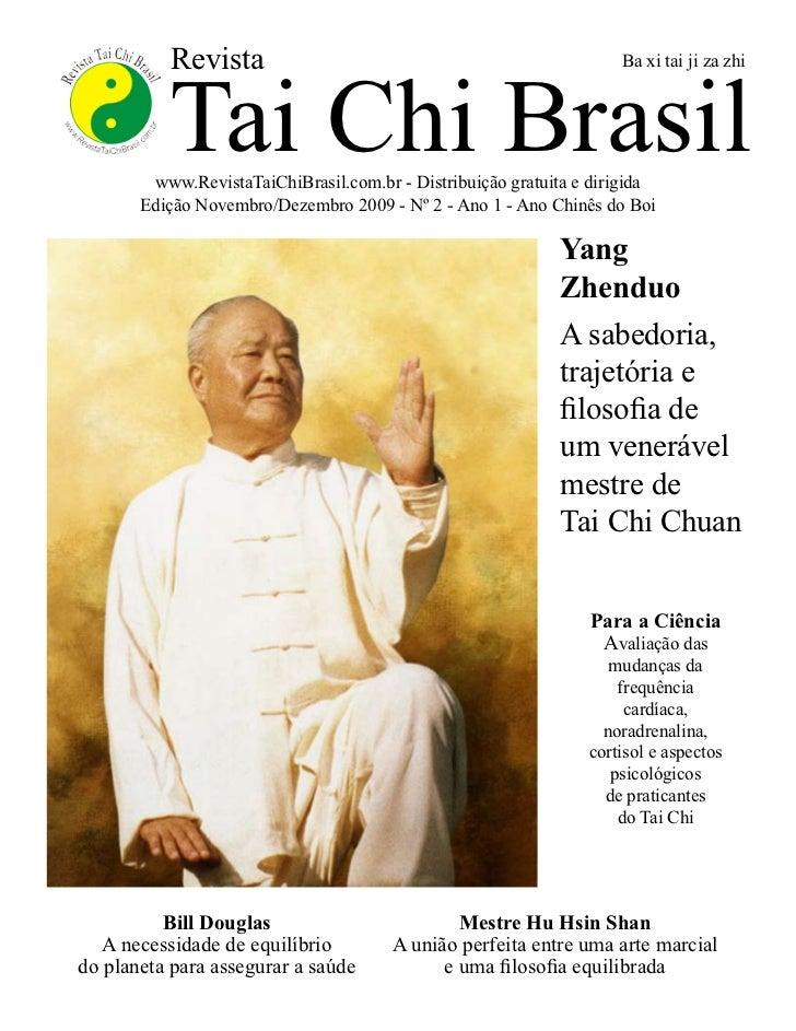Revista          Tai Chi Brasil                                                                    Ba xi tai ji za zhi    ...