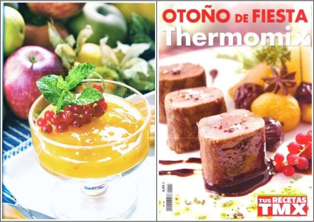 Revista Thermomix Tus Recetas Tmx N15