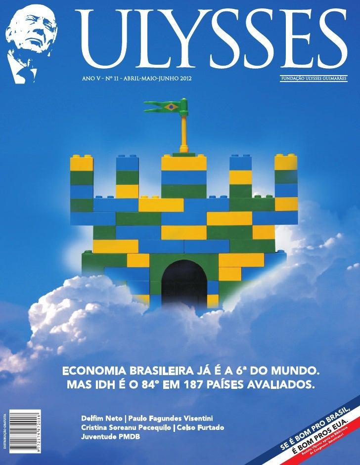 Revista Ulysses junho 2012 Eliseu Padilha FUG