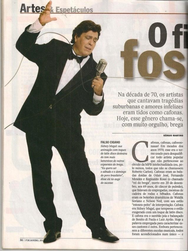 Revista veja destaca fernando mendes na edição desta semana