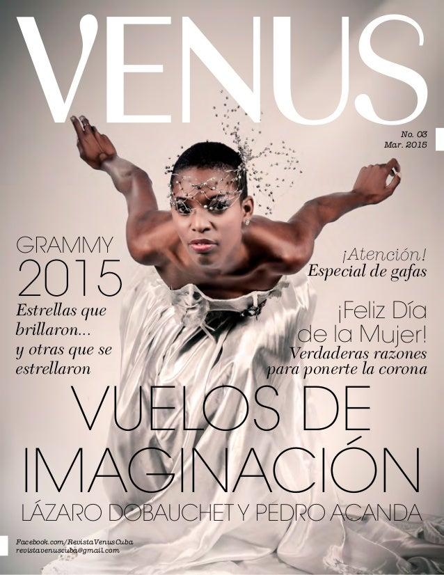 b4903bfb9 ! Revista venus no.03 marzo 2015 ok