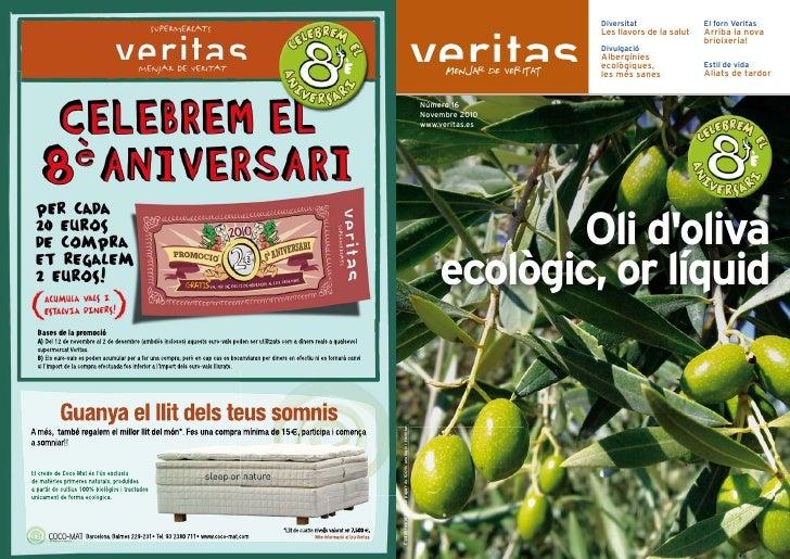 Diversitat                El forn Veritas                                                                          Les lla...