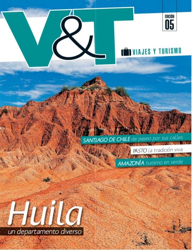 Revista Viajes y Turismo ANATO Colombia