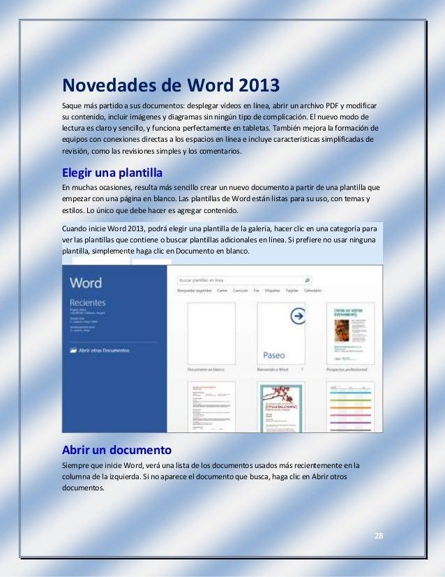 Revista word 2013