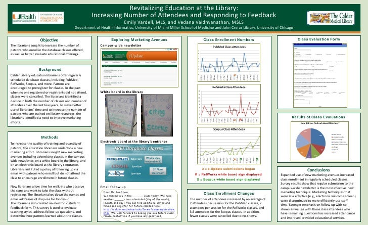 Revitalizing Education at the Library:                                                        Increasing Number of Attende...
