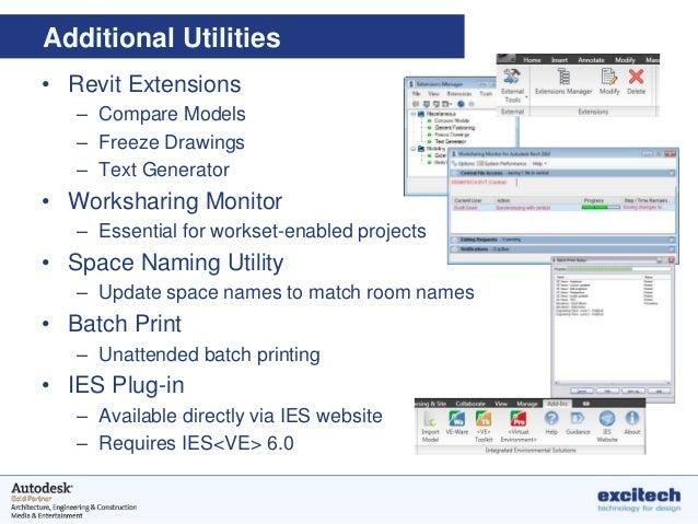 GRUG 1 Excitech Revit platform 2011 Update 20100601