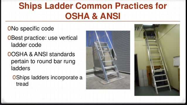 Ships Ladder Revit Drawings And Code Considerations