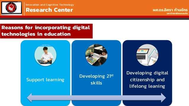 Reviwe of current trends in educational technologies Slide 3