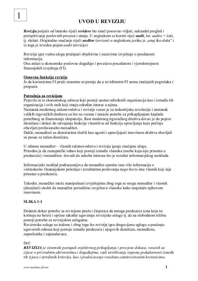 Međunarodnih standarda financijskog izvještavanja (»Narodne no- vine«, broj 140/06., 130/08.