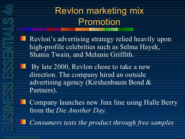 revlon swot Revlon swot analysis strengths  below is the strengths, weaknesses, opportunities & threats (swot) analysis of revlon : 1 first international color cosmetics brand to be launched worldwide 2 formed a collaboration with many firms which helped expand in india 3 endorsed by popular artists in usa.