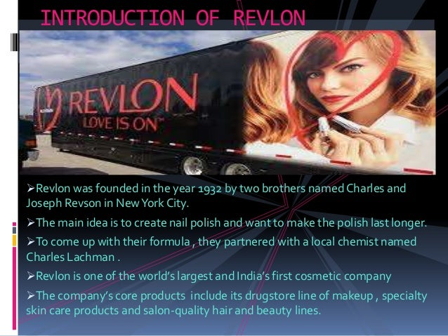 revlon head office