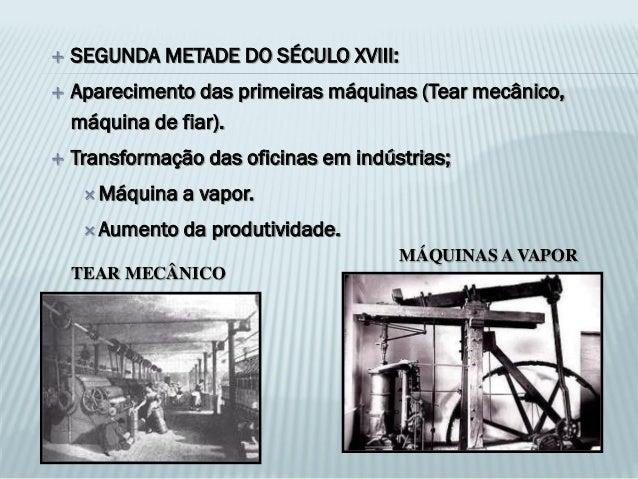 Evolução do trabalho mecanico em transportes e maquinas