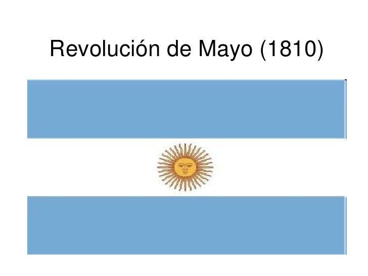 Revolución de Mayo (1810)