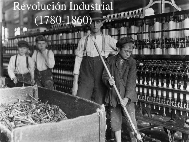 Revolución Industrial (1780-1860)