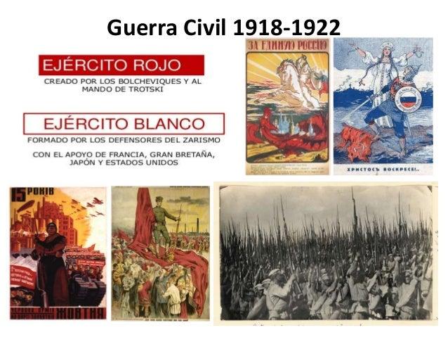 Guerra Civil 1918-1922