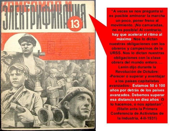 Desde  Rusia...sin amor.100  años  de   sistema capitalista  en  la  URSS y  Rusia. Revolucin-rusa-y-urss-30-728