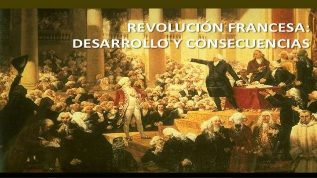 Revolución francesa acontecimientos más importantes