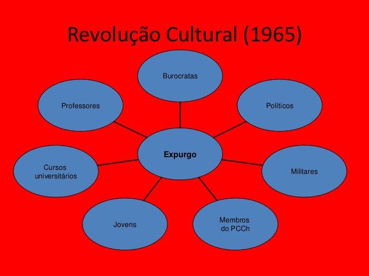 Revolução Cultural (1965)                               Burocratas        Professores                                   Po...