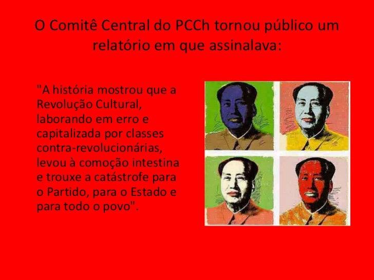 11- China como potência econômica mundial1976 a 1997   Deng Xiaoping como    - Reformas econômicas;              secretári...