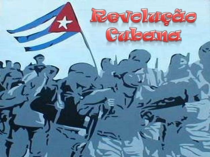 Revolução Cubana<br />