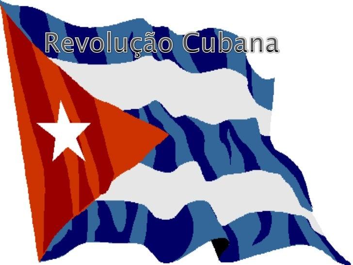      Cuba foi a última colônia americana a libertar-se    do domínio dos Estados Unidos Da America. Parte    do domínio e...