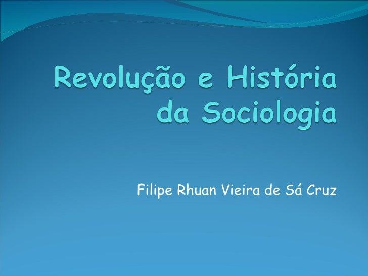 Filipe Rhuan Vieira de Sá Cruz