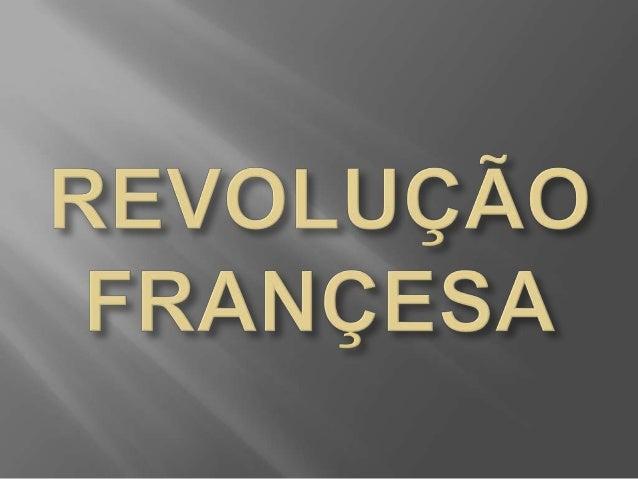 Revolução françesa