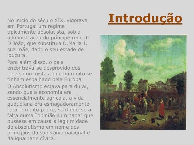 Revolução liberal 1820 Slide 2