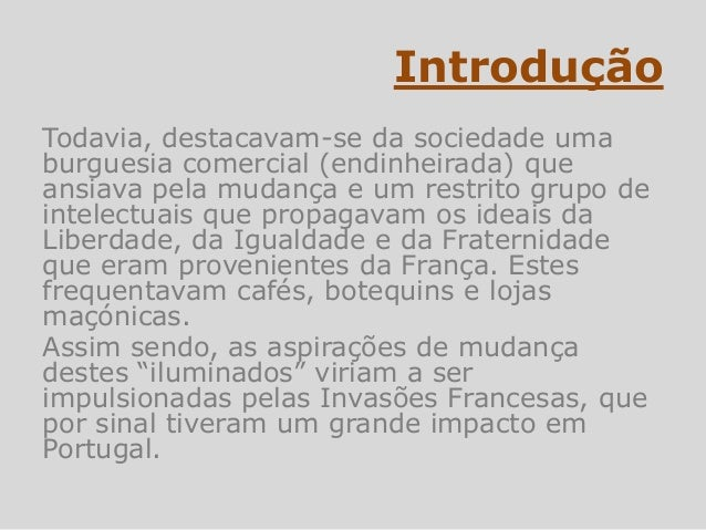 Revolução liberal 1820 Slide 3