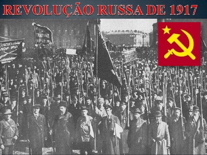 ANTECEDENTES:–Absolutismo (Czar Nicolau II).–País mais atrasado da Europa.–Ausência de liberdades individuais.–Igreja Orto...