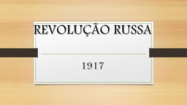 A revolução começou com a derrubada do czar  Nicolau II, em fevereiro, e prosseguiu em novembro,  com a tomada do poder pe...