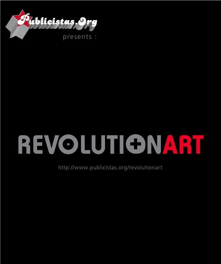 presents :     http://www.publicistas.org/revolutionart