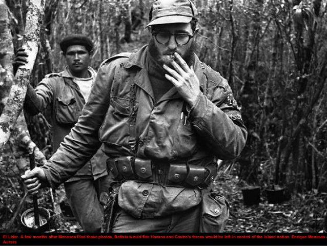 che guevara cuban revolution essay