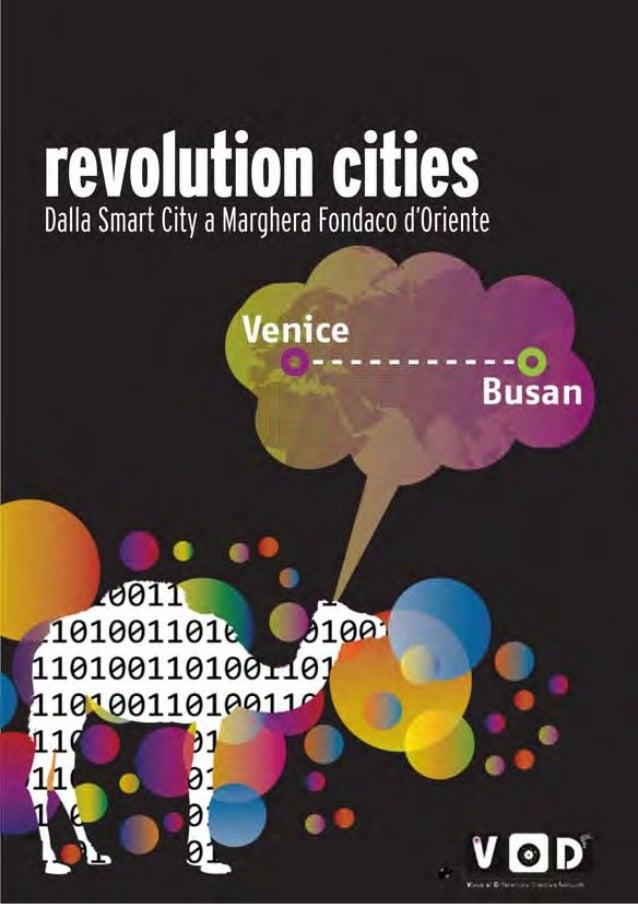 LE OPPORTUNITÀLa mostra REVOLUTION CITY apre una riflessione sulle nuove opportunità di azione per tutti i portatoridi int...