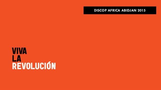DISCOP AFRICA ABIDJAN 2015