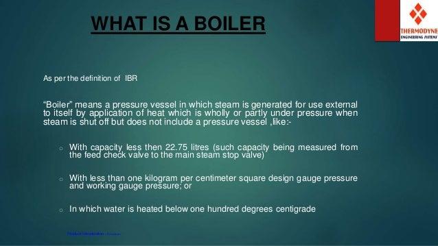 Revosteam- Coil Type Boiler