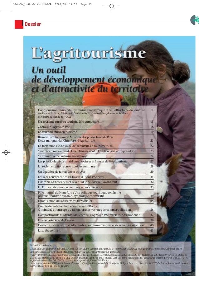 Dossier Rédaction du dossier : Marie BESSON, Constance BIGOURDAN, Danièle BUHAGIAR, Emmanuelle PILLAERT, Victor SIMÉON, AP...