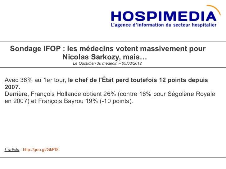 Revue de presse_2_presidentielles_sante_hospimedia_ Slide 2