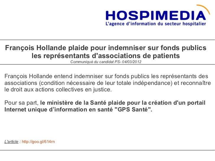 Revue de presse_2_presidentielles_sante_hospimedia_ Slide 3